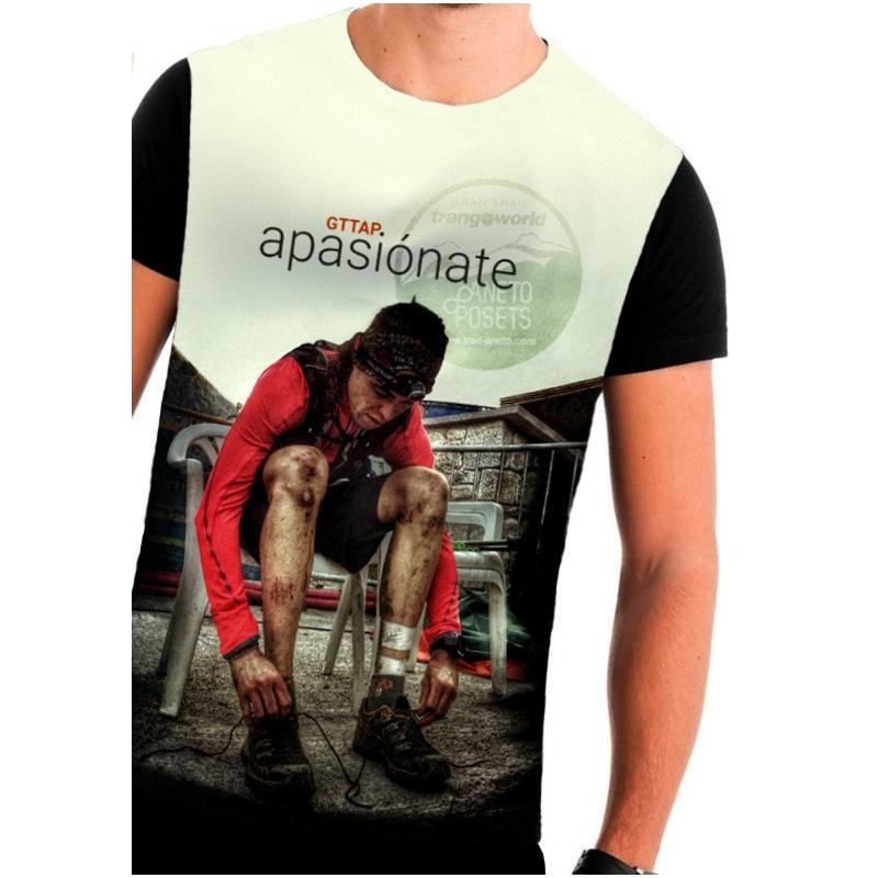 Camiseta técnica GTTAP apasiónate Corredor