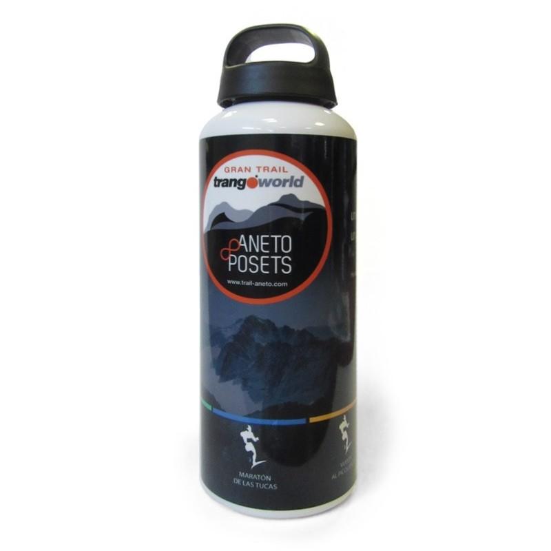 Botella oficial del Gran Trail Trangoworld Aneto-Posets