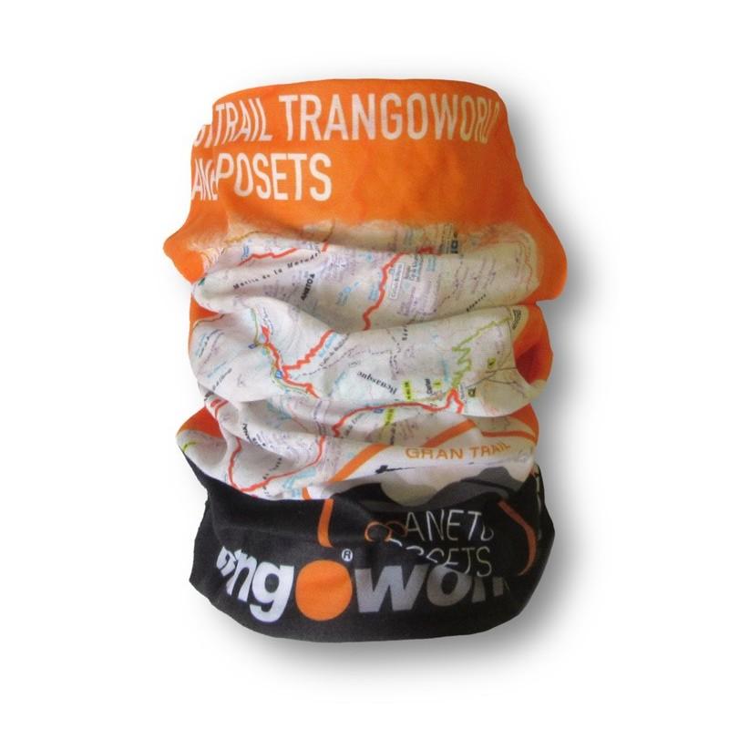 Tapacuellos oficial del Gran Trail Trangoworld Aneto-Posets