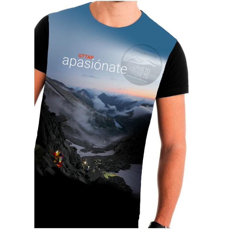 Camiseta técnica GTTAP apasiónate Salenques